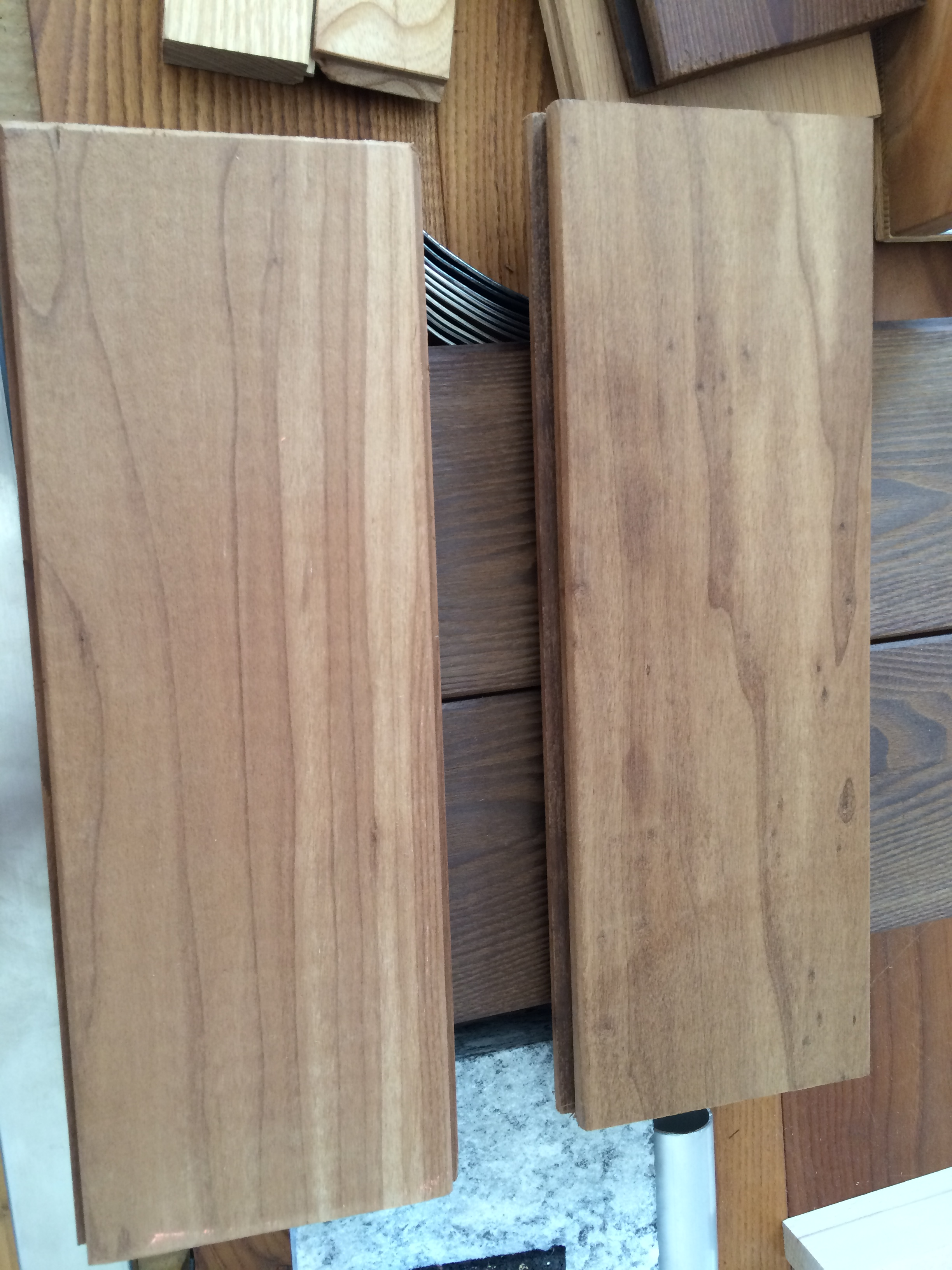 TMT Lumber - untreated - Poplar sample